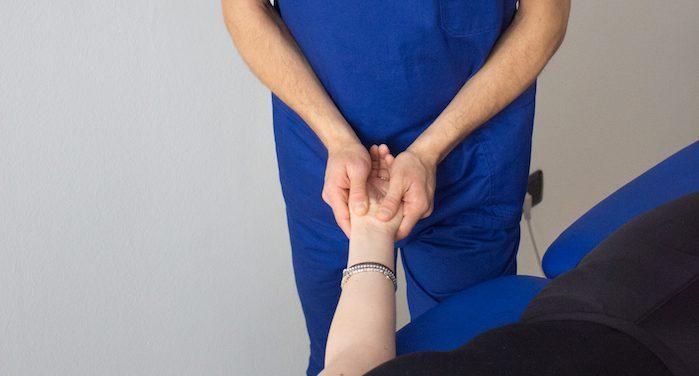 Sindrome del tunnel carpale Fisioterapia Vimercate