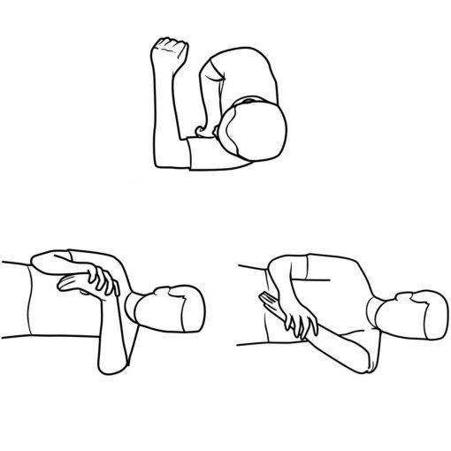 esercizi spalla, spalla dolorosa, spalla congelata, spalla rigida, capsulite adesiva