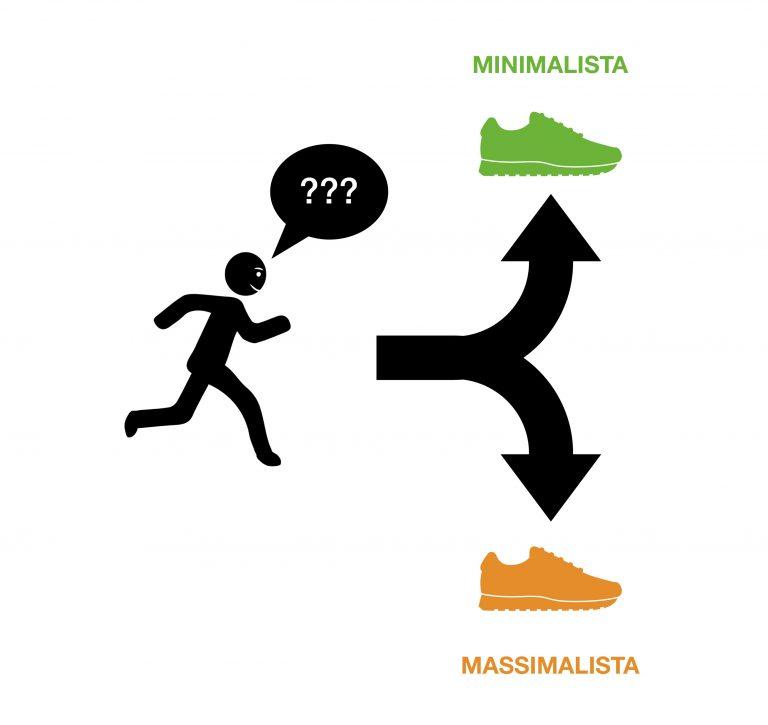 Come scegliere le scarpe da corsa o running (vimercate-monza e brianza-milano)